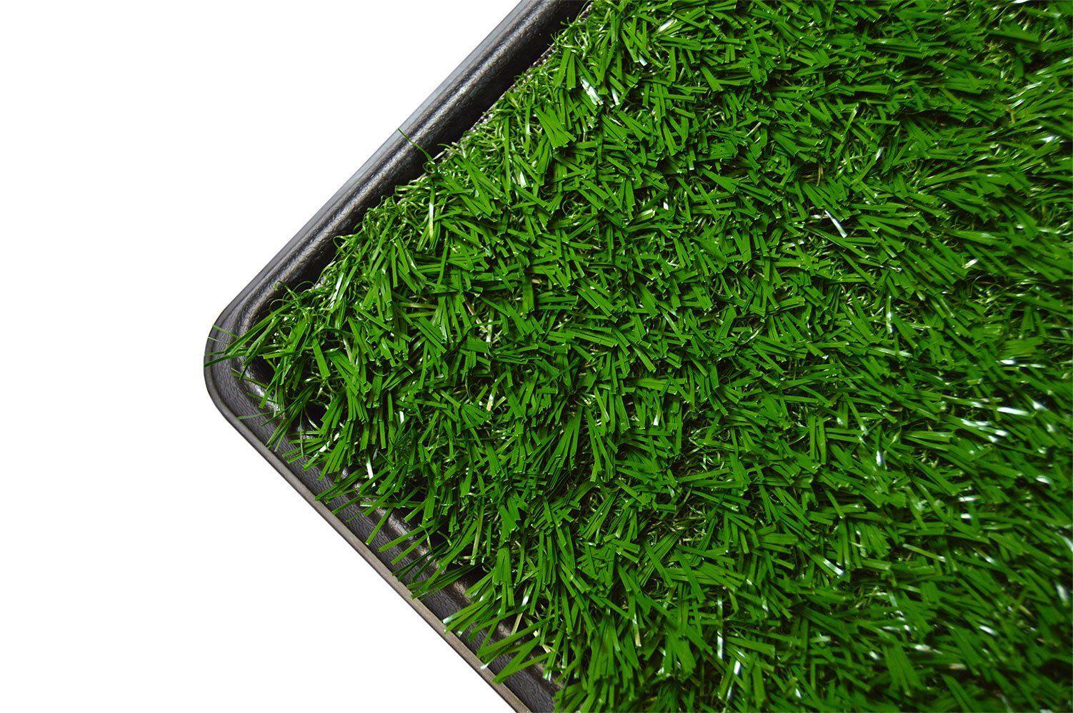 Dog Pee Potty Pad Bathroom Tinkle Artificial Grass Turf