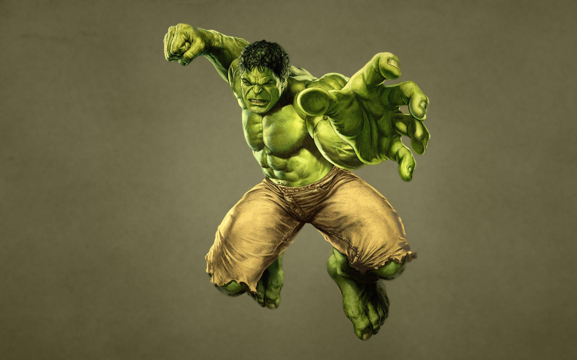 hulk the avengers wallpaper