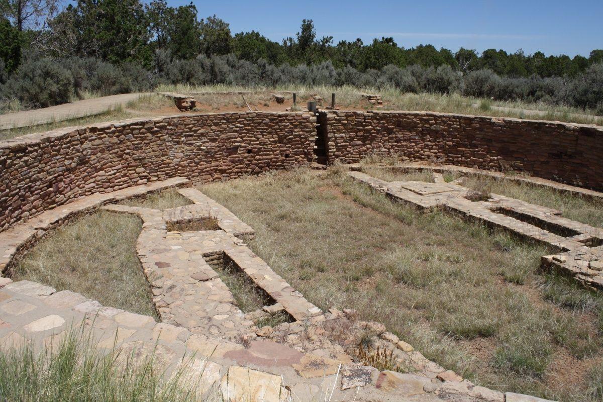 Canyons of the ancients bureau of land management mesa