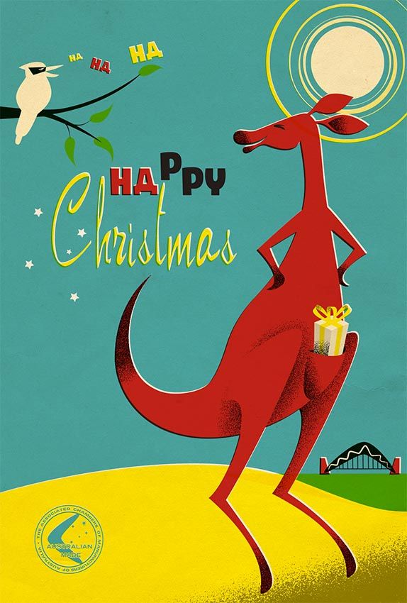 Related image christmas around the world cards and illustrations related image australian christmas60 m4hsunfo Choice Image