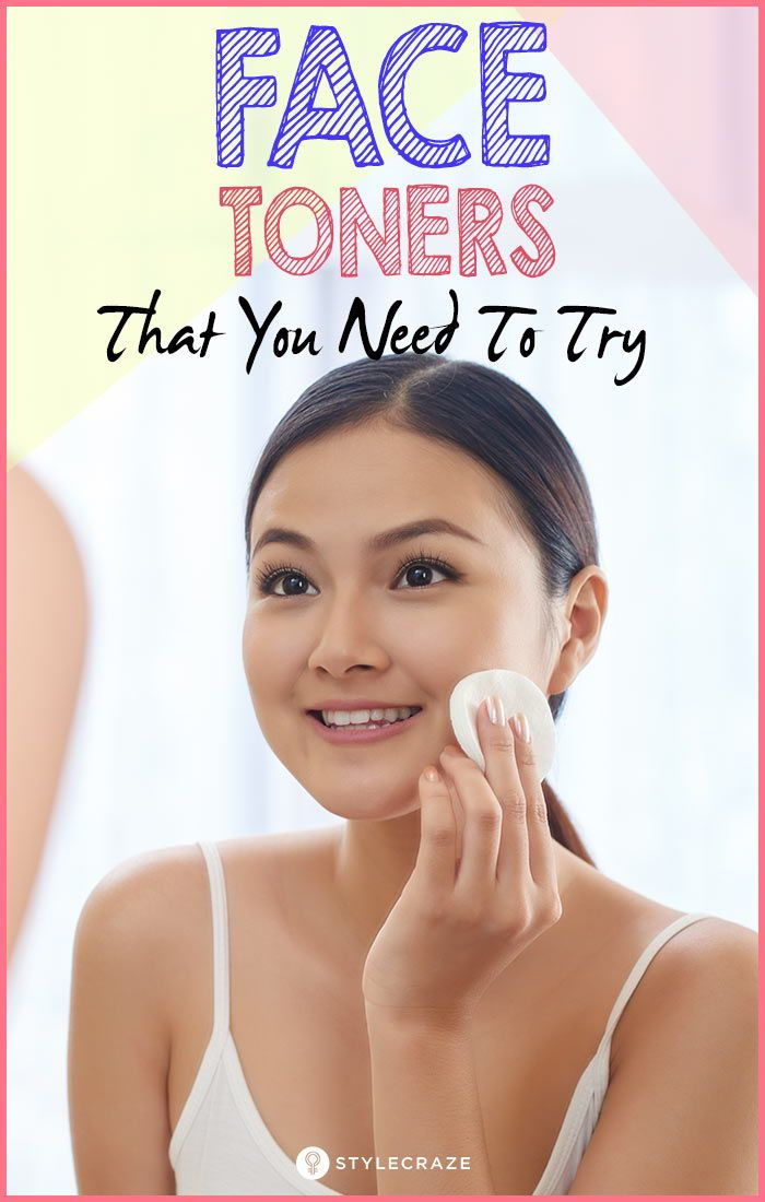 15 Best Face Toners For Clear And Hydrated Skin – 2019 ...
