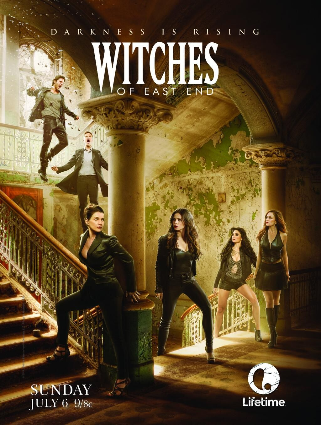 Witches Of East End Season 2 Darkness Is Rising