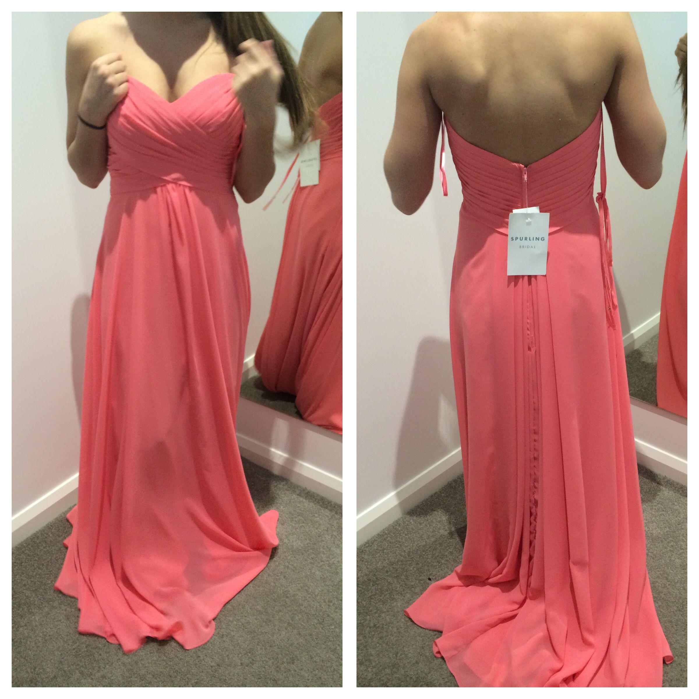 Allure 1221 salmon found my bridesmaid dresses j p found my bridesmaid dresses ombrellifo Image collections