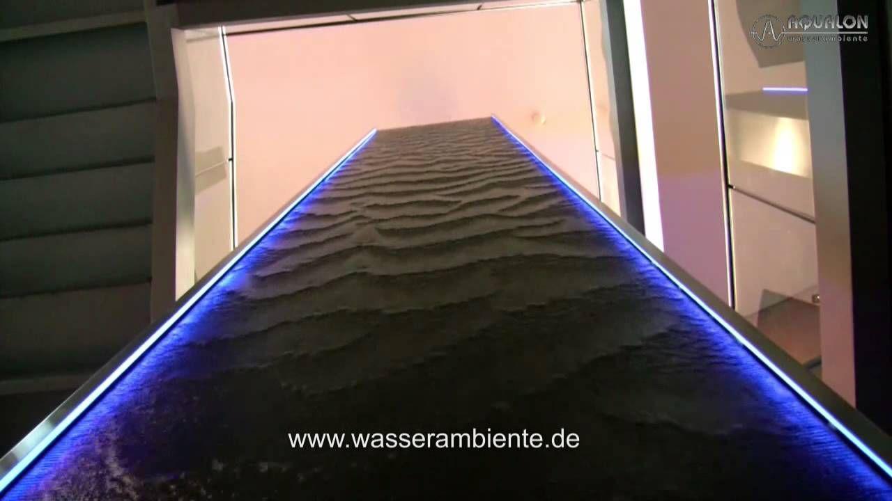 Wasserwand Aqualon Monumentum Duo Mit Bildern Wasserwand Natursteine Wasserlauf