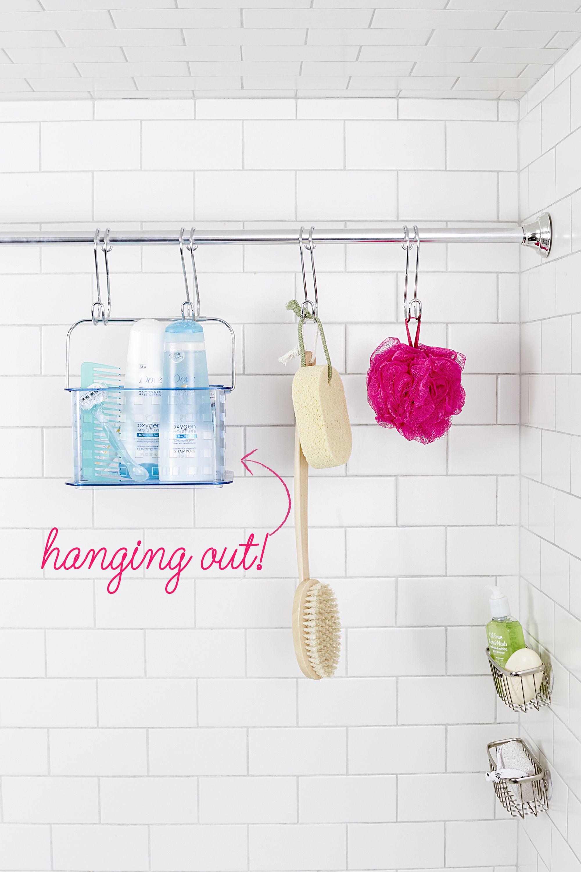 10 Stylish Tricks for a More-Organized Bathroom   Bath products ...