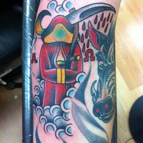 Jelle S O O S Tattoos American Tattoos Traditional Tattoo Tattoos