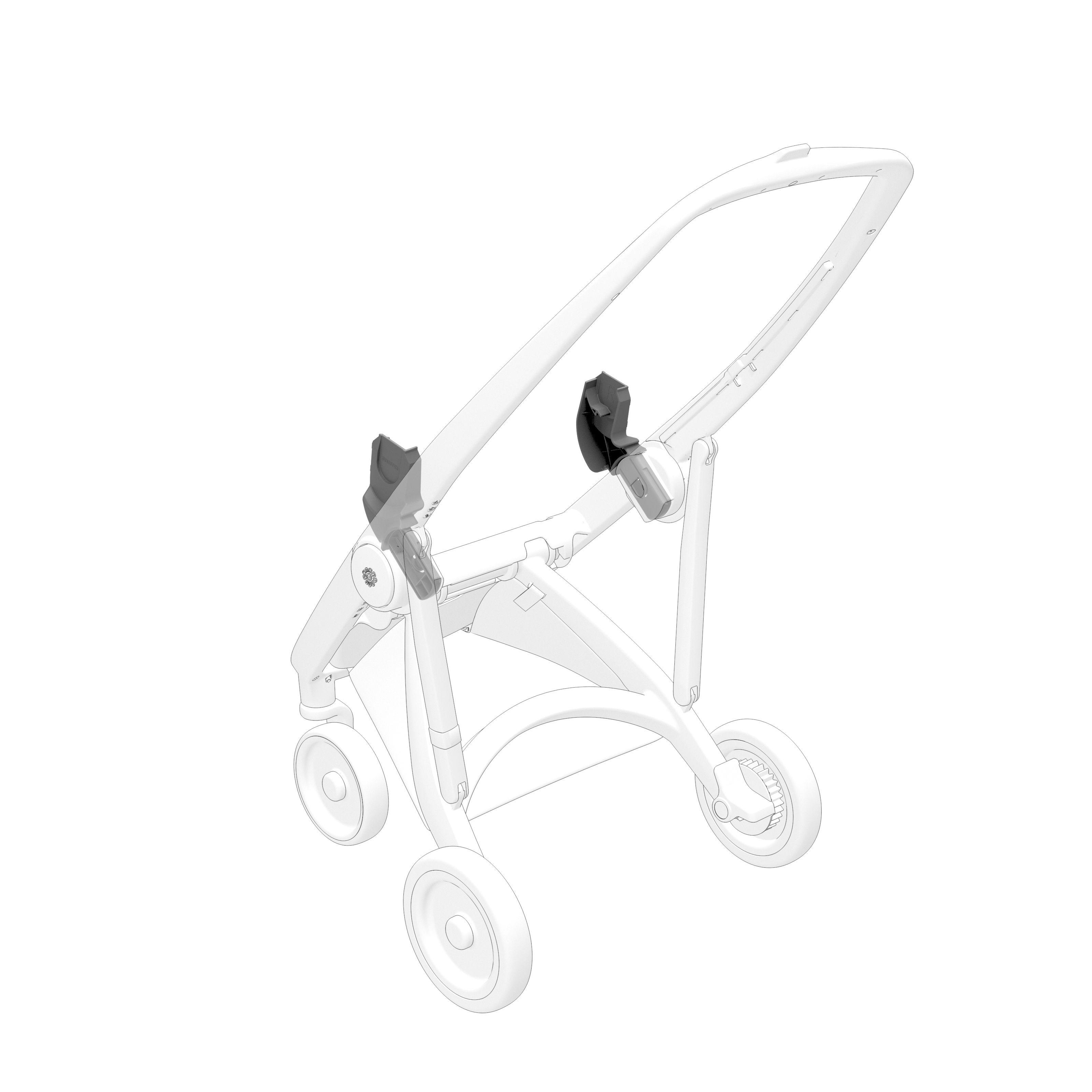 Greentom Car Seat Adapter Car seats, Affordable
