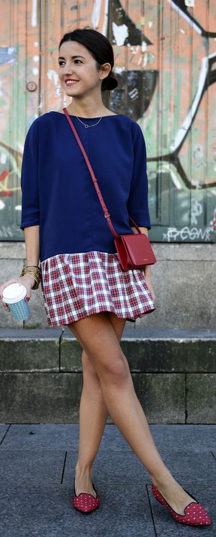 #Red And #Blue Friday  by Lovely Pepa