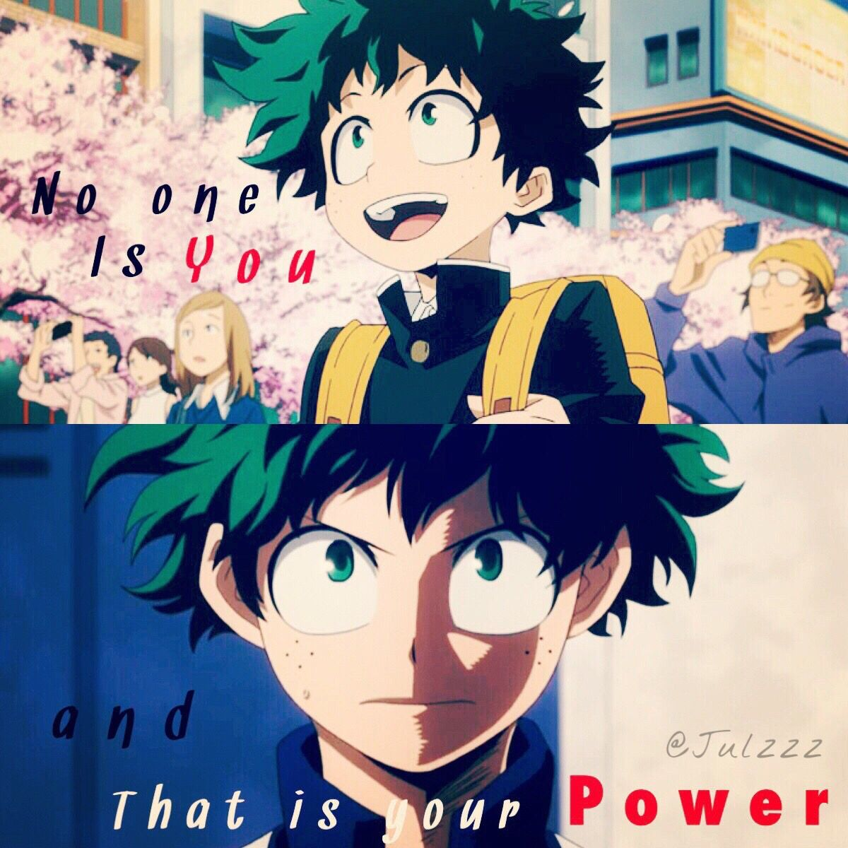 Best Anime Quotes About Power