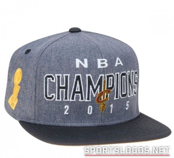Locker Room Cap Cleveland Cavs Phantom 2015 NBA Champs  0c7d92ee0500