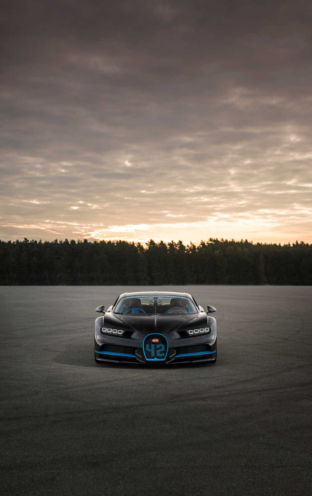 Bugatti Chiron 0-400-0 - GFWilliams Automotive Photographer