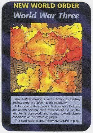 İlluminati Card 3. world war ile ilgili görsel sonucu