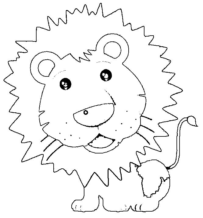 Best Kindergarten Fresh Coloring Pages For Kids Online 2104