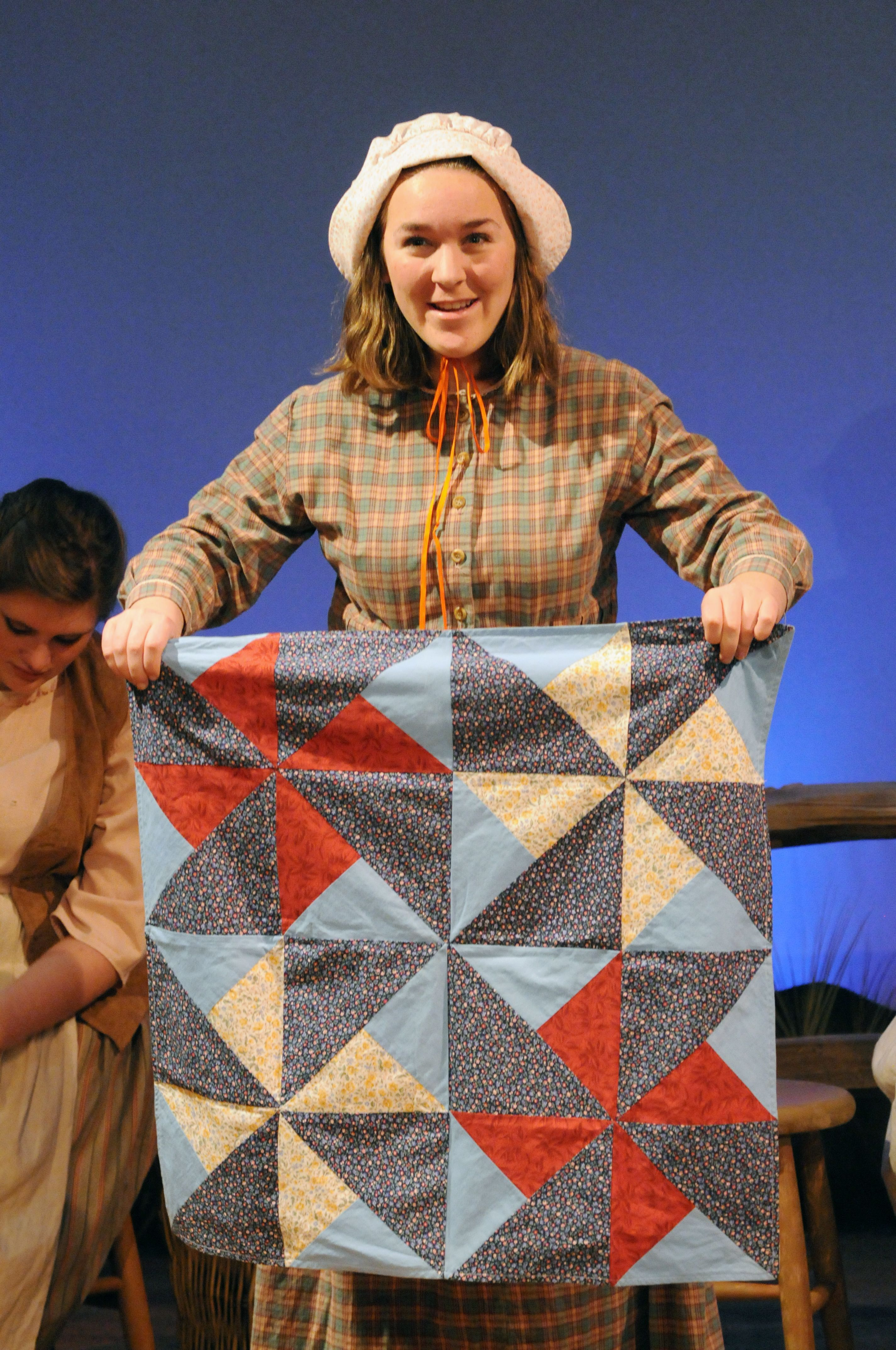 """""""Quilters,"""" 2010"""