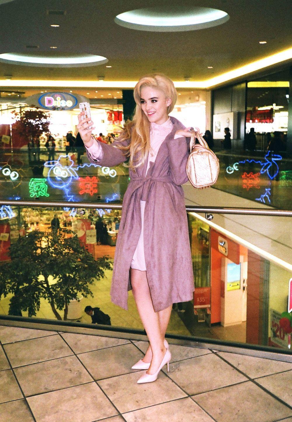 Pițipoance de mall clueless fashion shoot and fashion
