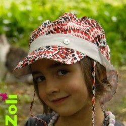 c1445da74c3d Chapeau d été ZOLI Piment   Zoli   Pinterest   Portage, Piment et ...