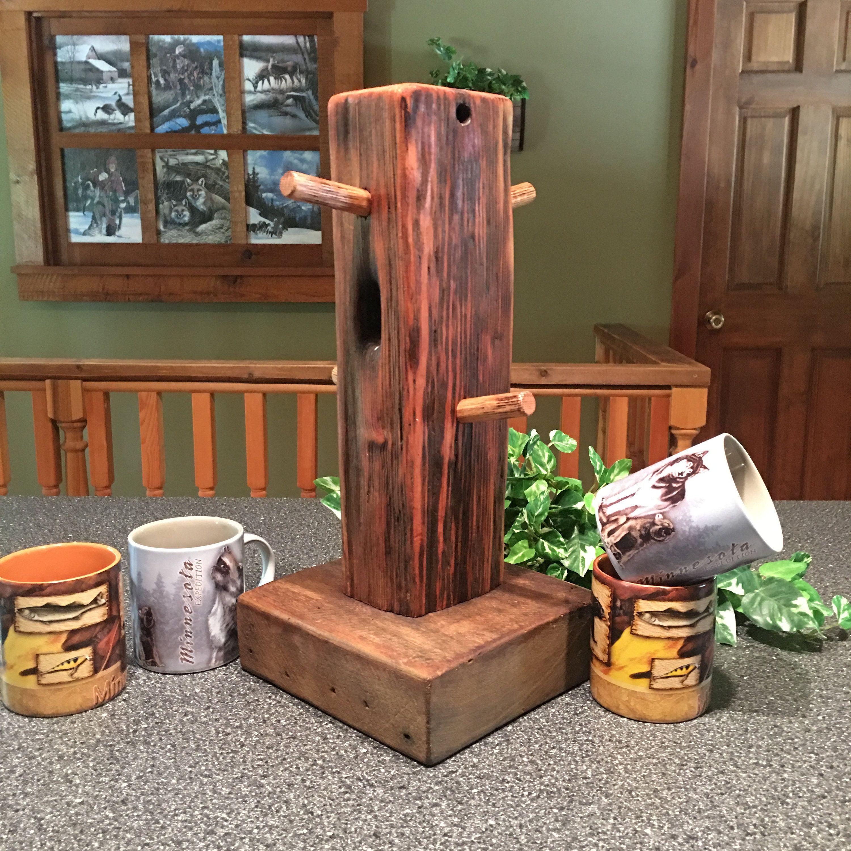 Coffee mug stand mug tree mug stand cup holder cup