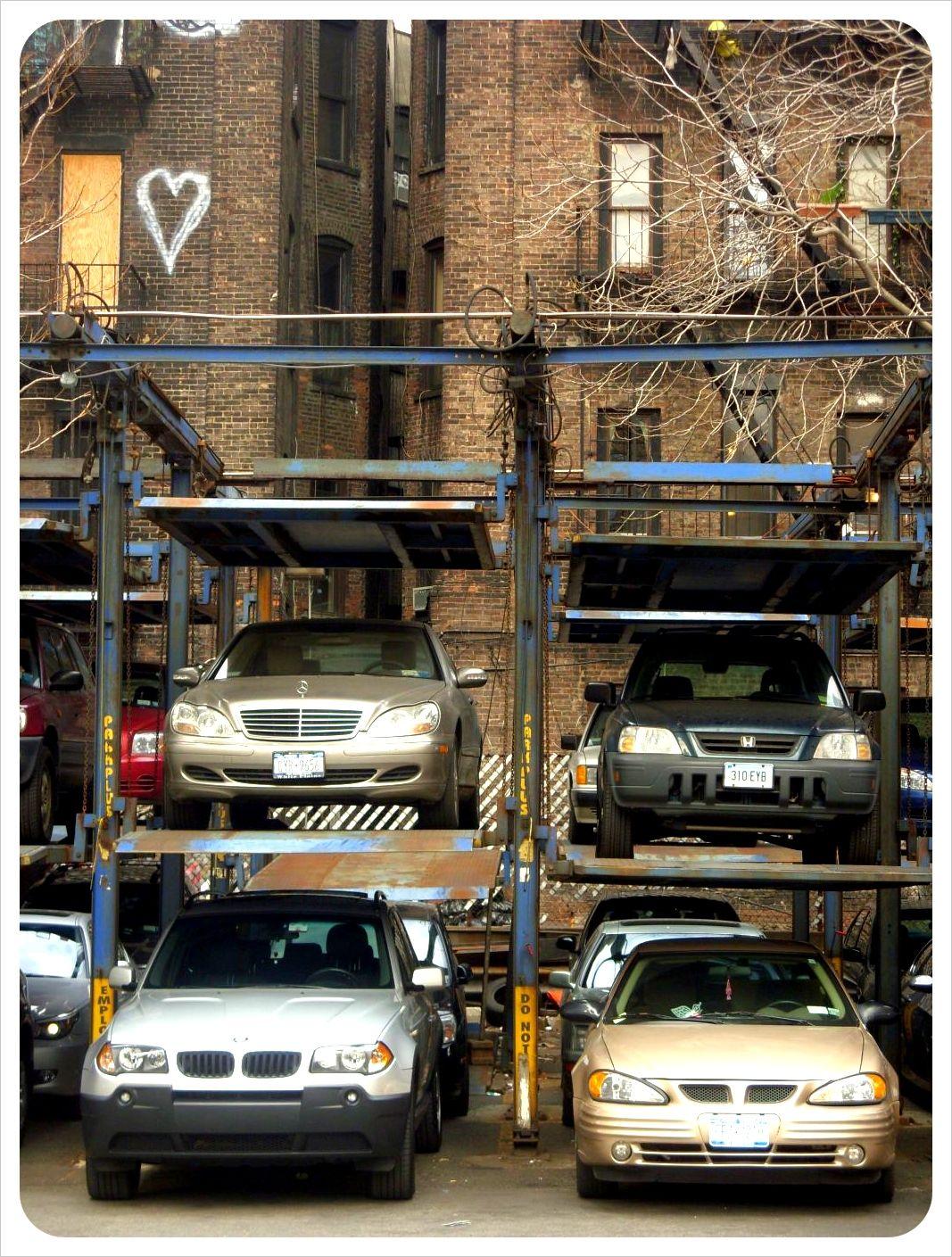 33 Things We Love About New York City Viajes Nueva York Parking