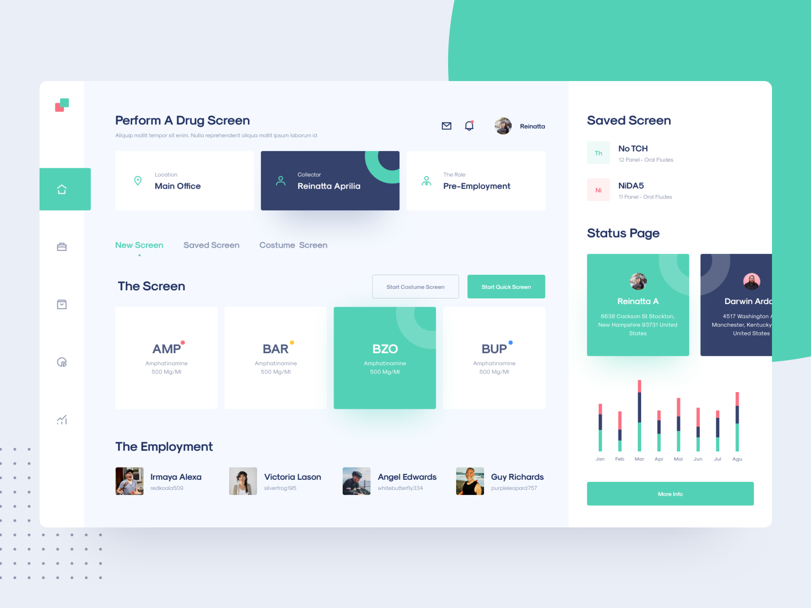 Pin On Dashboard Web Design