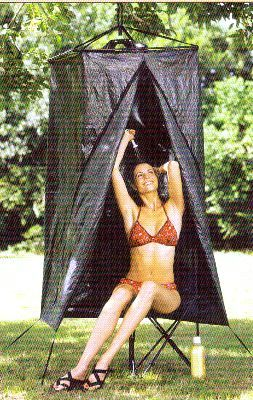 camping portable camp shower