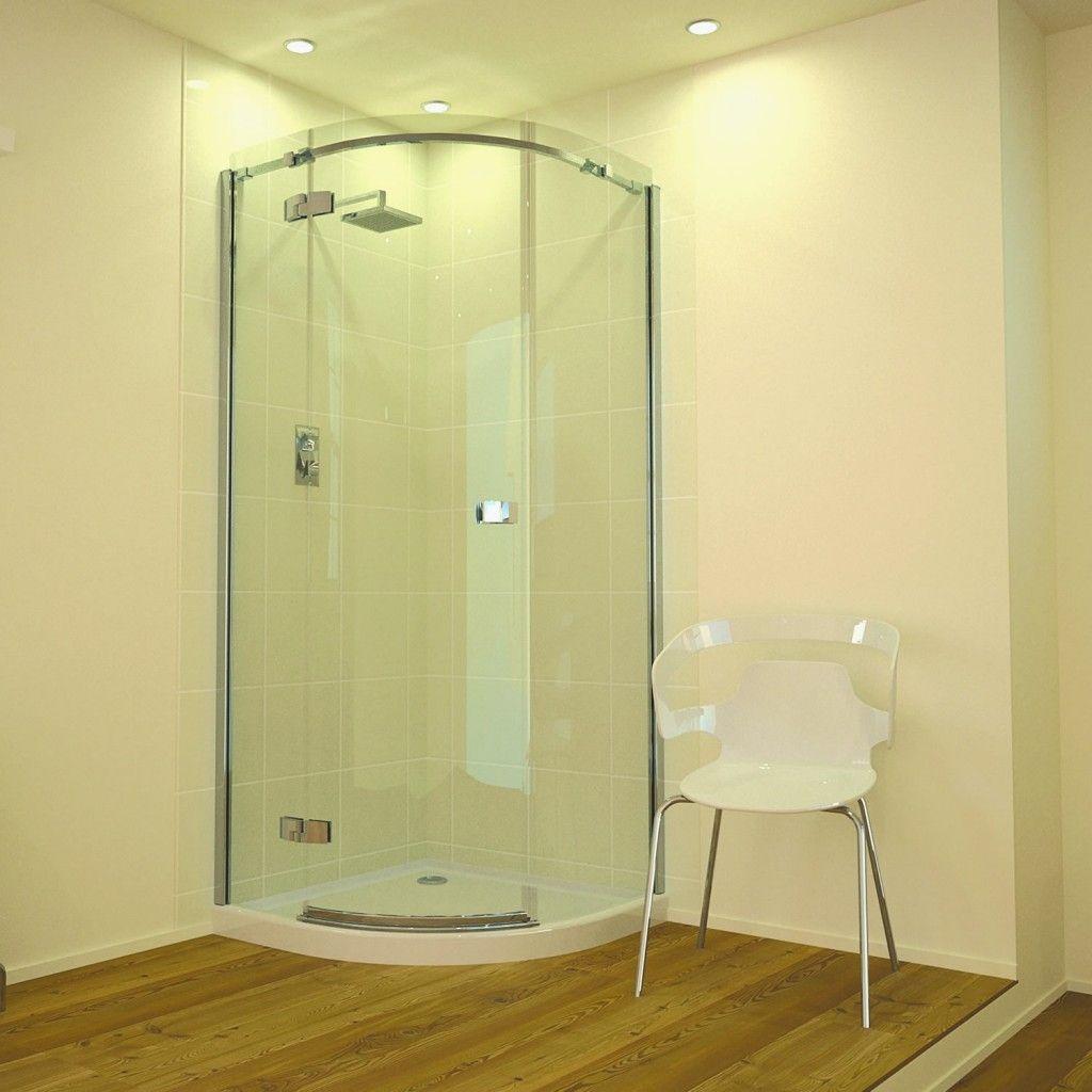 Plastic Strip For Curved Shower Door