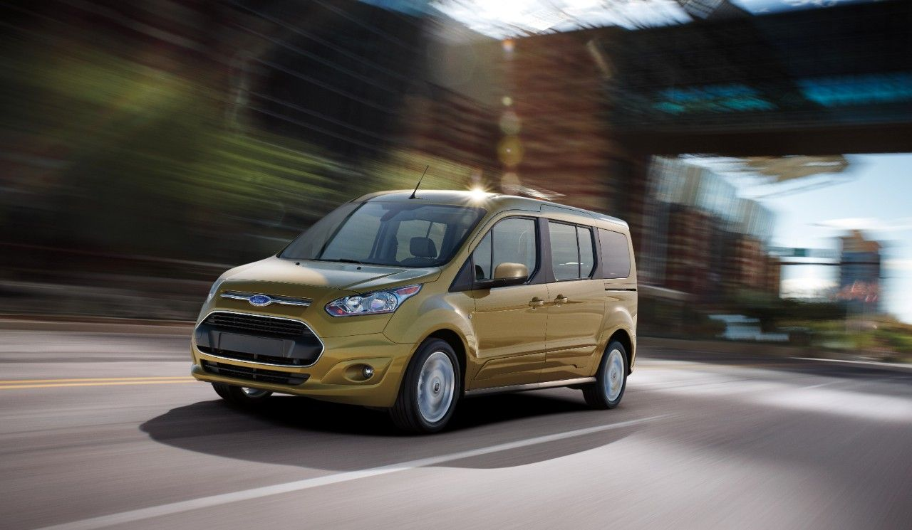 Get The Latest Reviews Of The 2017 Ford Transit Connect Find