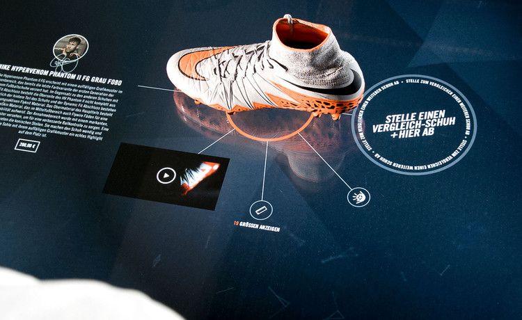 Dependiente Espacio cibernético biología  Nike Digital Retail Experience   Digital retail, Retail experience, Retail  store design