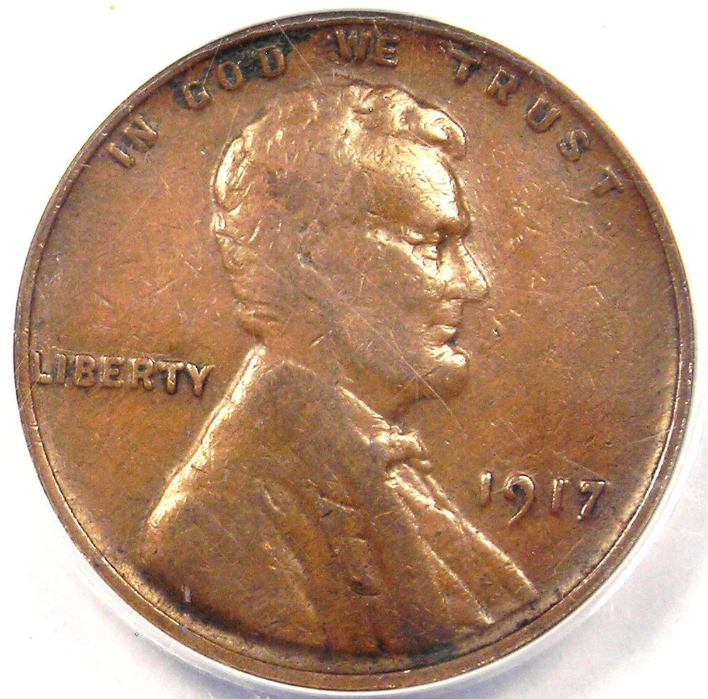 Details about  /1917-D Lincoln Cent VF Uncertified