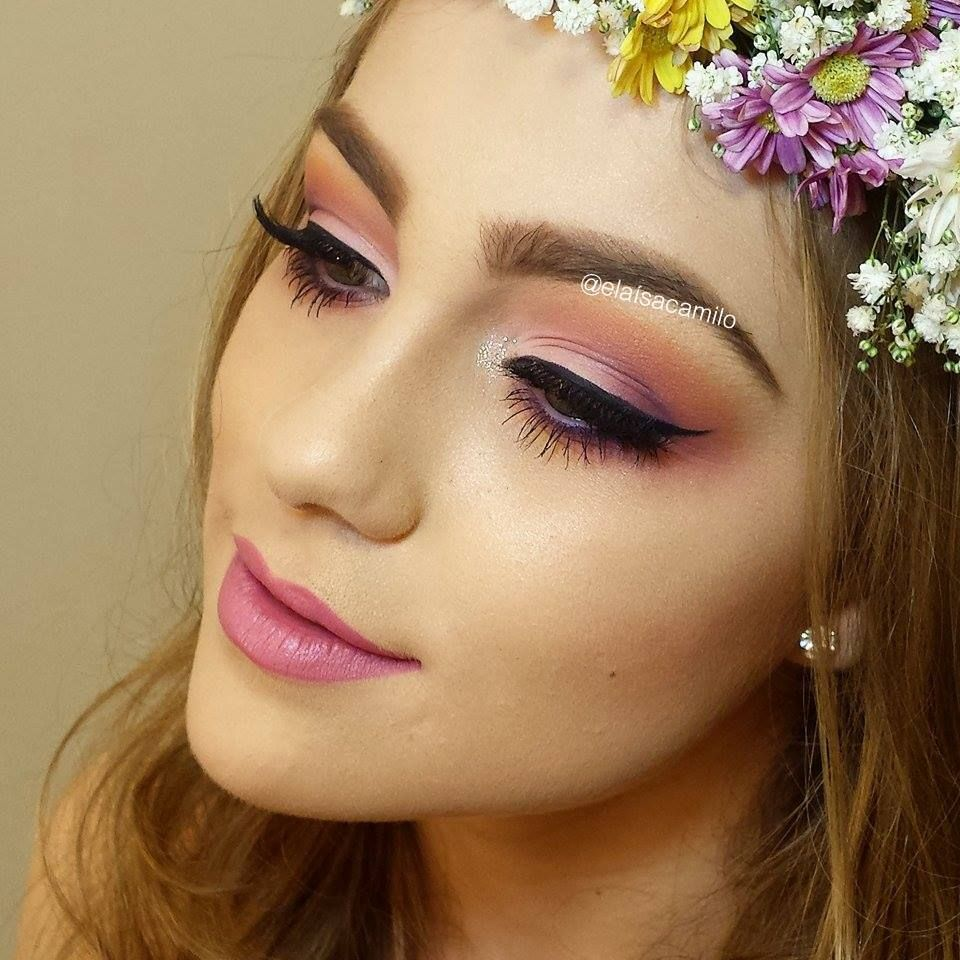 Maquiagem Elaísa Camilo