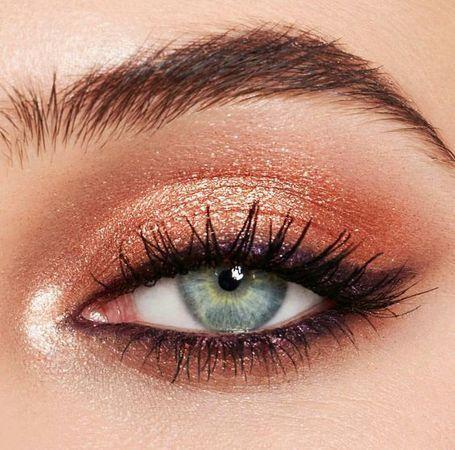 Photo of Bronze eye makeup – #eyes #bronze #makeup – #lipstick
