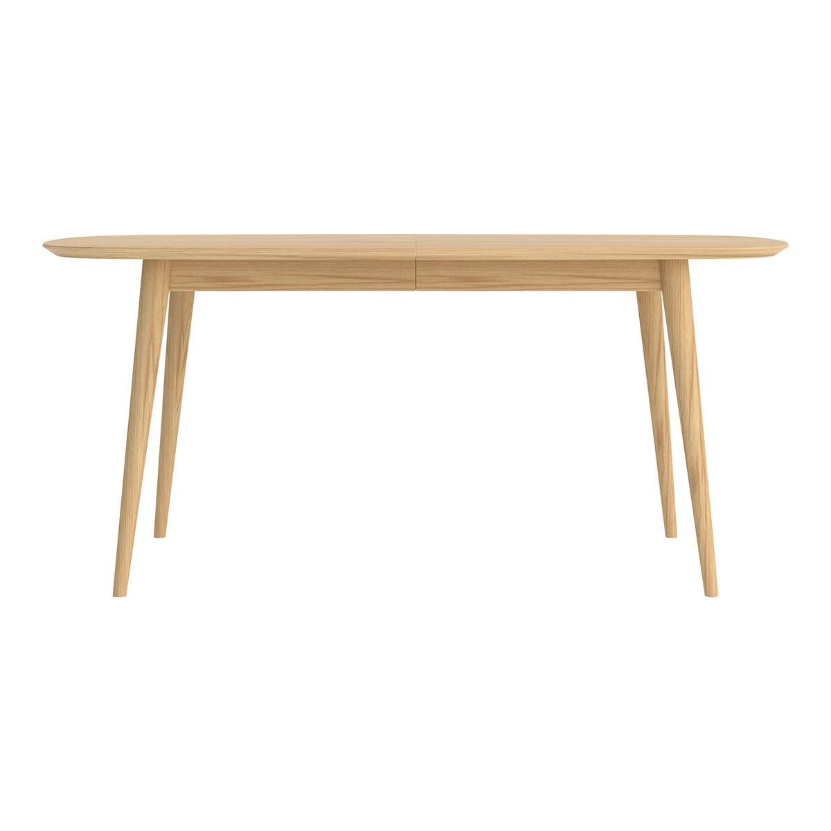 Mesa de comedor extensible de madera Omnia Room | Mesas de ...