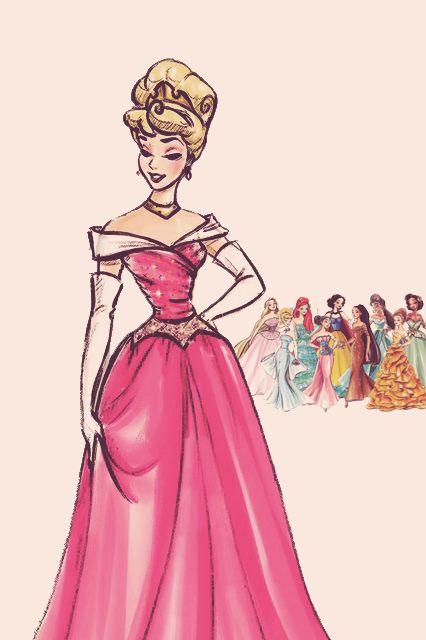 P R I N C E S S Via Tumblr Disney Princess Aurora Disney Disney Princess Quotes