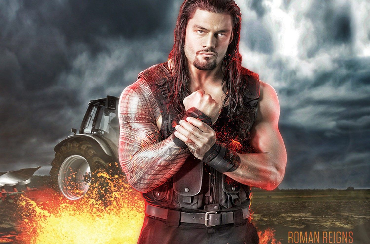 roman-reigns-power-of-hand-wwe-hd-wallpaper (1500×990