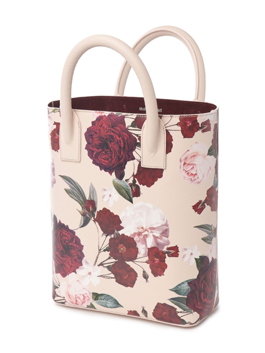 Mother of Pearl Hoxton Mini Tote Image 1