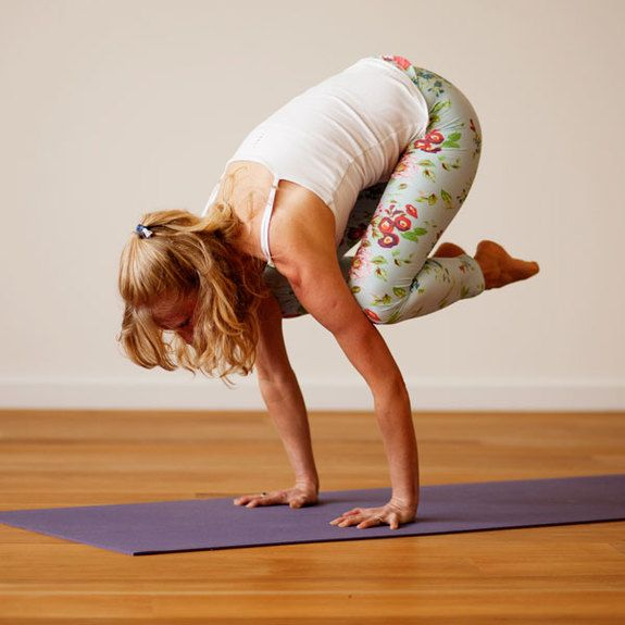 Esther-Ekhart-Crow-Pose-Arm-Balance-Tips | What is yoga ...