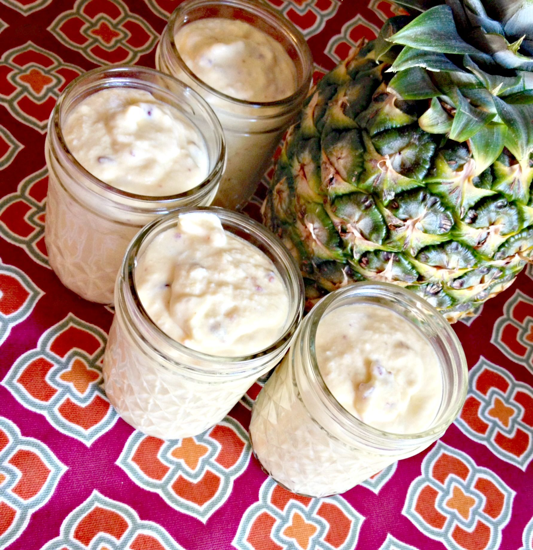 My favorite!! Tropical Dairyfree Yogurt recipe Dairy
