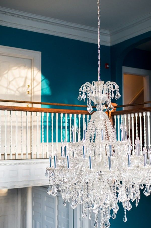 Chandalier In 2019 Hallway Wall Colors Home Office Decor