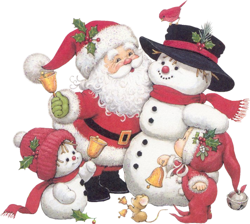Feestdagen-Tubes: Kerst Morehead(138)