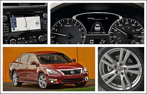 2013 Nissan Altima 3.5 SL Review The new