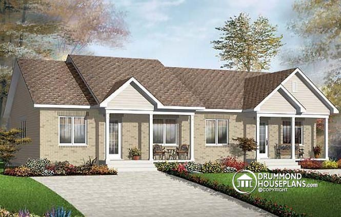 House plan W3050 by drummondhouseplans.com