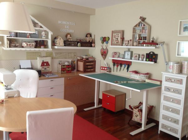 Mi cuarto de costura (Momentos de Costura) | Sewing box | Pinterest ...