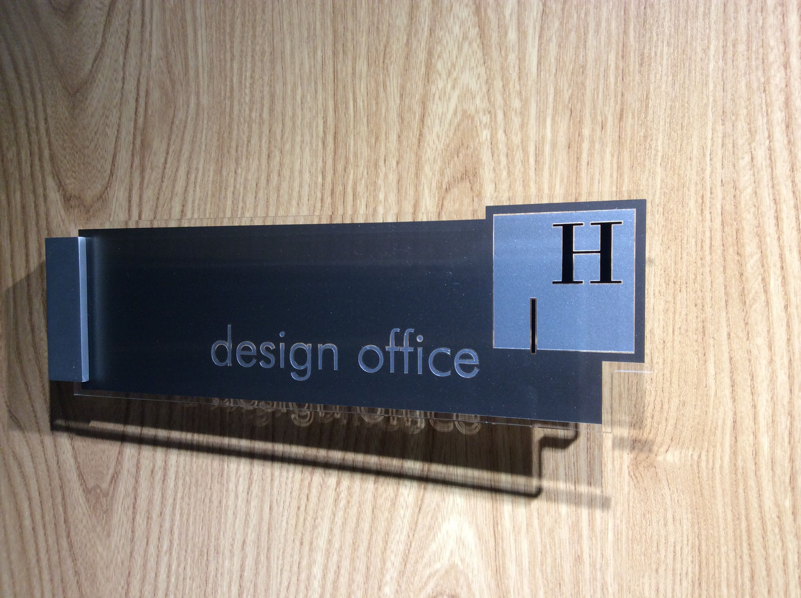 office door name plates metal office signs door signs