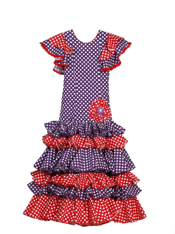 Robe flamenco robe de soiree pas cher et chic   Piccsy 85251fde9010