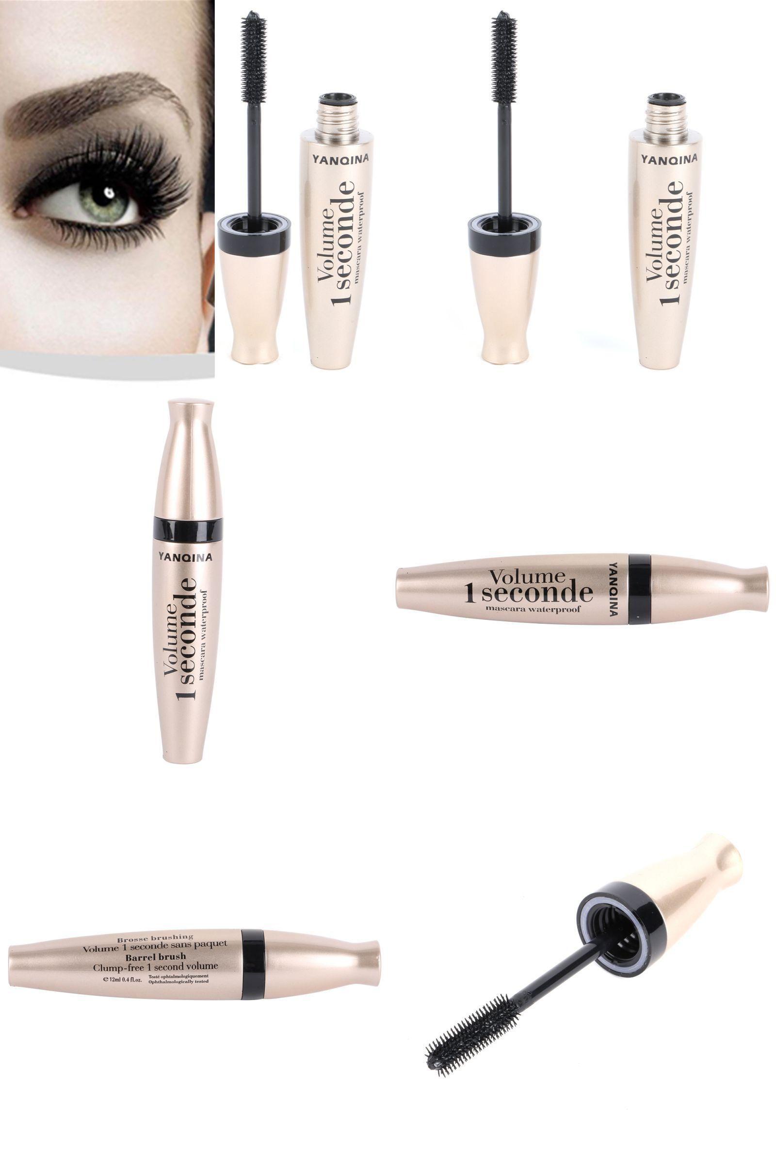 Visit To Buy Makeup Beauty Mascara Thick Waterproof Eyelash