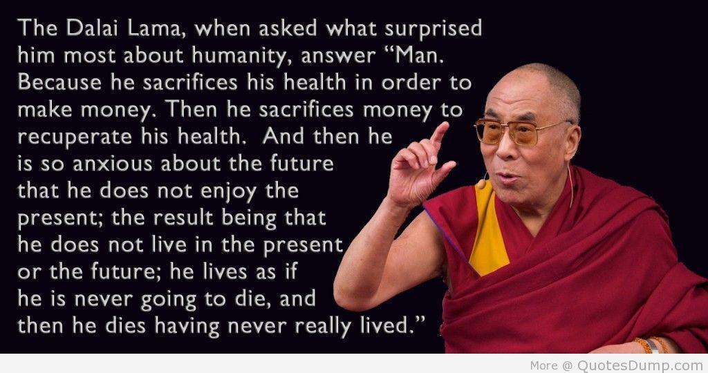 60DalaiLamaQuotes60 Quotes Things Quotes Dalai Lama Life Enchanting Dalai Lama Quotes Life