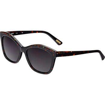4c789c35e6 XOXO Aruba Brown Marble Polarized Sunglasses Uv Sunglasses