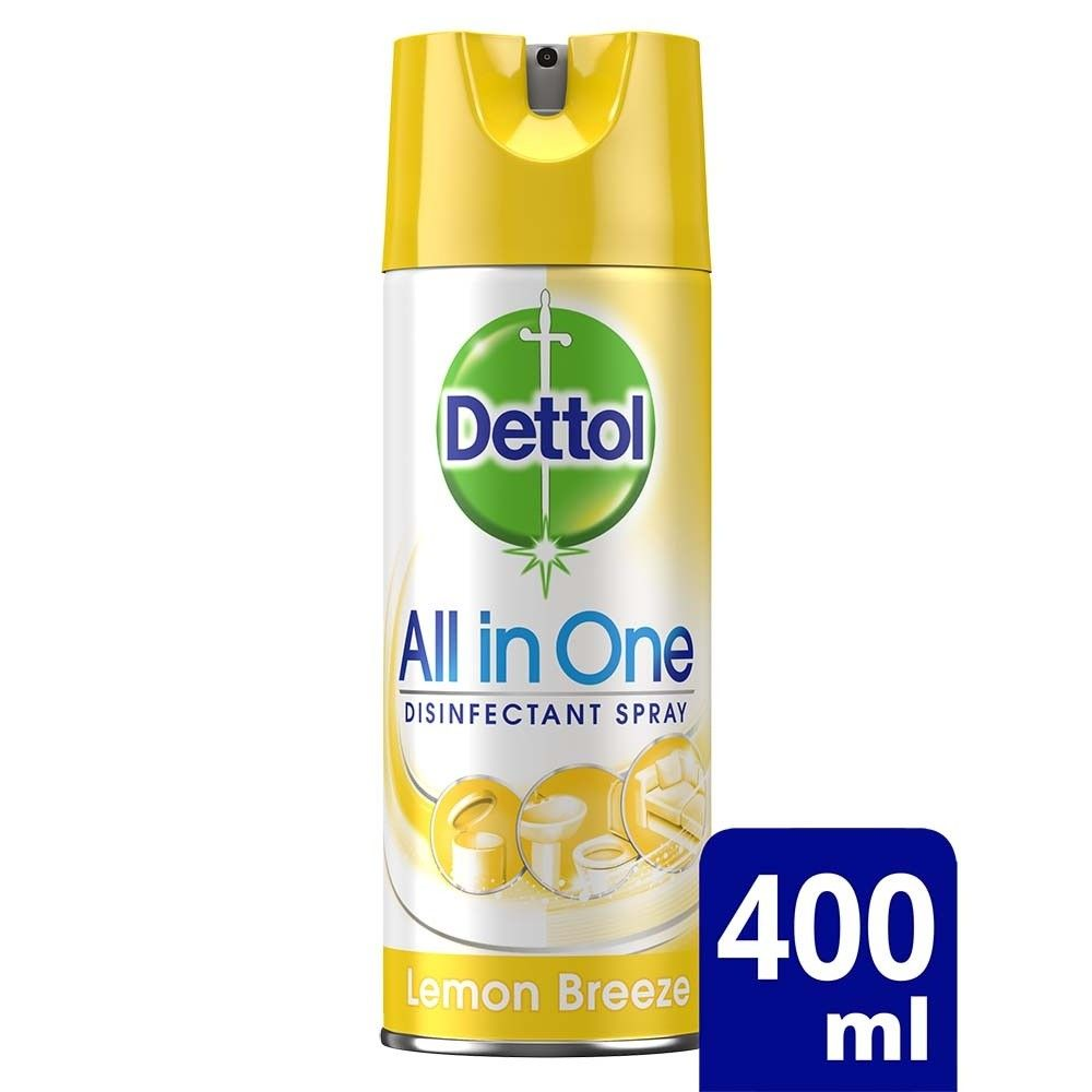 Dettol Disinfectant Spray Lemon Breeze Disinfectant Spray Spray