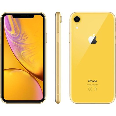 Apple Iphone Xr64 Gb Yellow 4g Lte Iphone Apple Iphone T Mobile Phones