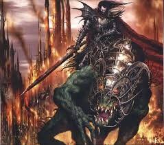 dark elves warhammer art - Google zoeken
