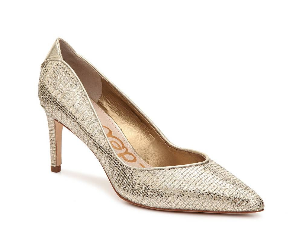 Sam Edelman Orella Pump DSW (With images) Womens shoes